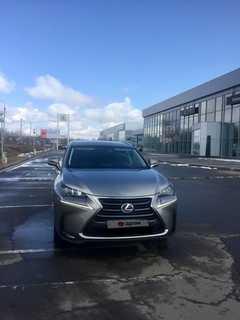Хабаровск Lexus NX200 2015