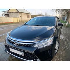 Грозный Toyota Camry 2013