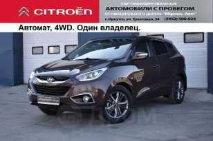 Иркутск Hyundai ix35 2013