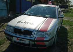 Омск Octavia 2002
