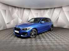 Москва BMW 1-Series 2019