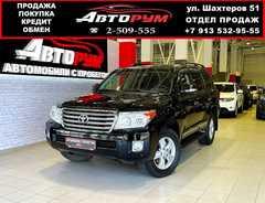 Красноярск Land Cruiser 2014