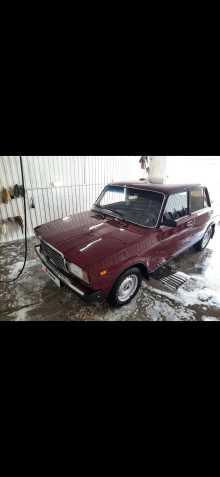 Темиргоевская 2107 1983