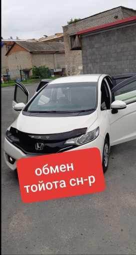 Уссурийск Honda Fit 2014
