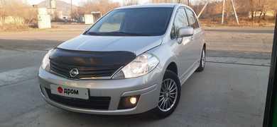 Саяногорск Nissan Tiida 2011