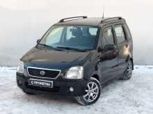 Москва Wagon R Plus 2002