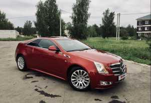Ряжск Cadillac CTS 2011