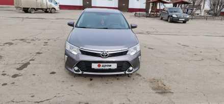 Красноярск Toyota Camry 2016