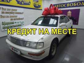 Свободный Toyota Crown 1993
