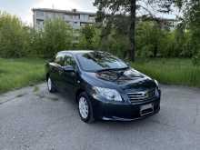 Иркутск Corolla Axio 2011
