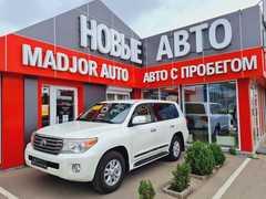 Краснодар Land Cruiser 2013