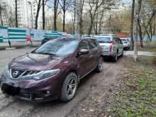 Москва Murano 2011