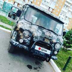 Томск УАЗ Буханка 1980