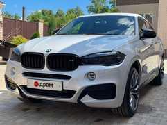 Москва BMW X6 2017