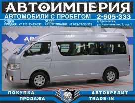 Красноярск Hiace 2014