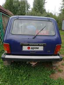 Москва 4x4 2121 Нива 1999