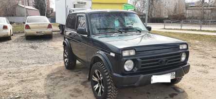 Томск 4x4 2121 Нива 2001