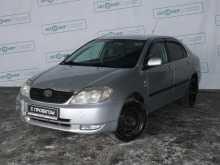 Москва Corolla 2004