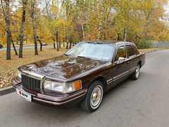 Москва Town Car 1992