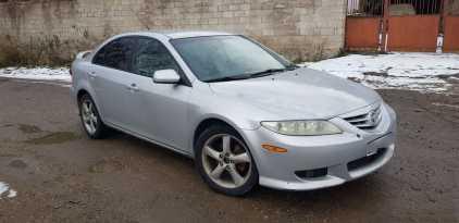 Кисловодск Mazda6 2004