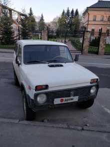 Москва 4x4 2121 Нива 1990