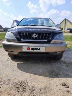 Новосибирск Lexus RX300 2001