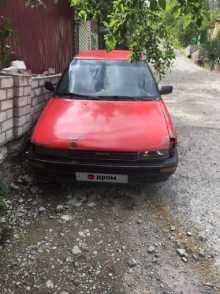 Новороссийск Corolla 1987