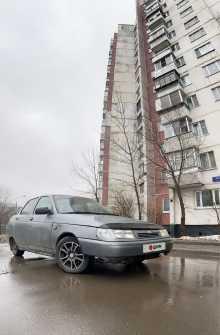 Москва 2110 2007