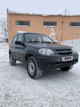 Томск Niva 2019