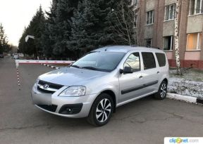 Новомосковск Лада Ларгус 2018