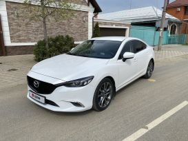 Краснодар Mazda6 2017
