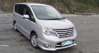 Владивосток Nissan Serena 2014