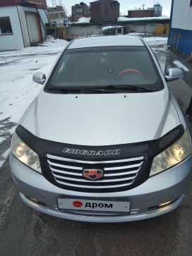 Нижневартовск Emgrand EC7 2013