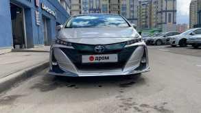 Москва Prius PHV 2017