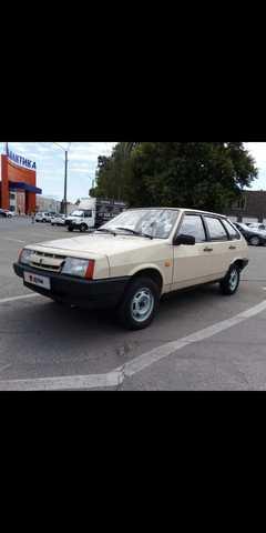 Краснодар 2109 1987