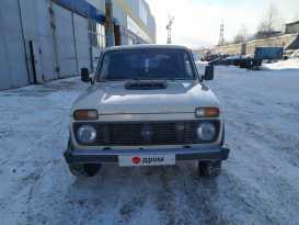 Красноярск 4x4 2121 Нива 2000