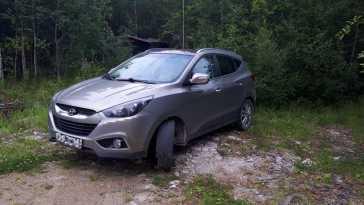 Ухта Hyundai ix35 2011
