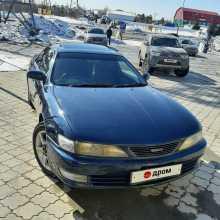 Нефтеюганск Carina ED 1996