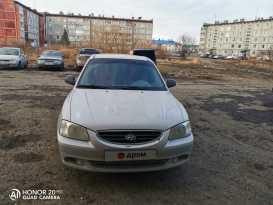 Шадринск Accent 2009