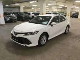 Томск Toyota Camry 2021