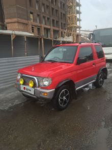 Красноярск Pajero Mini 1996