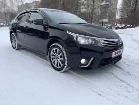 Пермь Corolla 2014