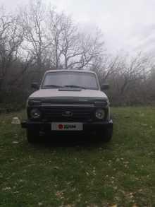 Алушта 4x4 2121 Нива 1984