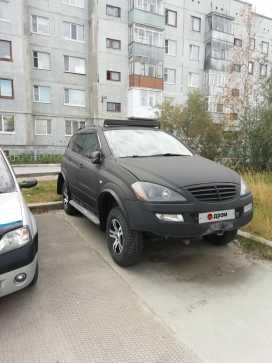Надым Kyron 2008