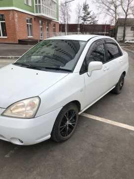 Иркутск Suzuki Aerio 2001