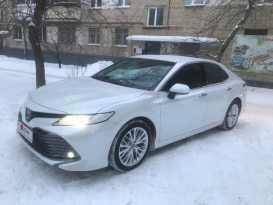 Челябинск Camry 2019