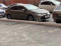 Новосибирск Corolla 2019