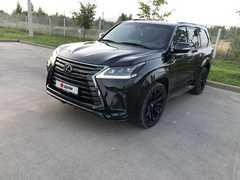 Иваново Lexus LX570 2018