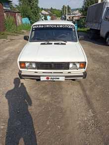 Новокузнецк 2105 1986