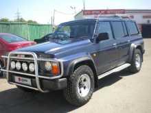 Москва Patrol 1992